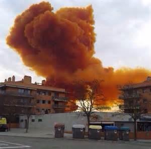 toxic cloud